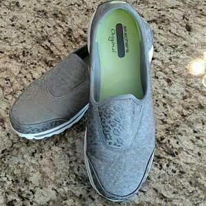 Original go walk, pretty silver color